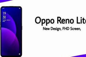 Thông tin về OPPO Reno Lite bắt đầu xuất hiện
