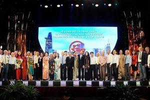 Tôn vinh 53 tác phẩm tại Lễ trao giải thưởng Văn học nghệ thuật TP.HCM lần 2