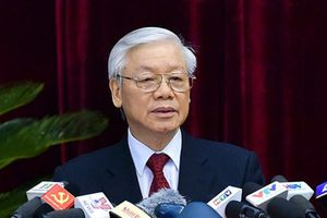 Tổng bí thư, Chủ tịch nước Nguyễn Phú Trọng gửi điện mừng Indonesia bầu cử thành công