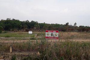 Khởi động dự án xử lý dioxin chi phí 390 triệu USD ở sân bay Biên Hòa