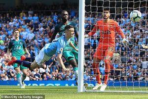 Hạ Tottenham 1-0, Man City tái chiếm ngôi đầu bảng