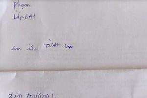 Học sinh lớp 6, lớp 7 không biết đọc, biết viết trách nhiệm của ai?