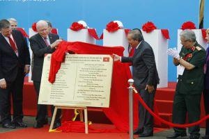 Khởi động dự án xử lý dioxin 390 triệu USD ở sân bay Biên Hòa