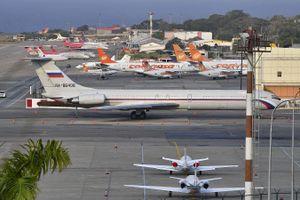Mỹ kêu gọi các nước phong tỏa máy bay Nga đến Venezuela, Moscow tuyên bố 'rắn'