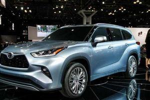 Toyota Highlander 2020 ra mắt: 'Đứa con' của Toyota mang linh hồn Lexus