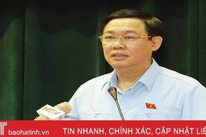 Hà Tĩnh cần xây dựng doanh nghiệp lớn, làm đầu tàu dẫn dắt doanh nghiệp nhỏ