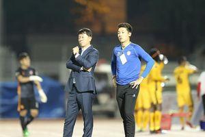 TP.HCM - VIETTEL: Cuộc đấu trí giữa những HLV người Hàn ở đấu trường V.League