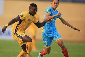 Kết quả V-League 2019: Thanh Hóa 'chết đứng'; TP HCM tiếp tục thăng hoa