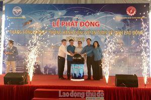 Công đoàn Thông tin và Truyền thông Việt Nam phát động Tháng Công nhân năm 2019