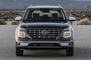 Hyundai giới thiệu mẫu xe Venue có giá rẻ hơn Kona
