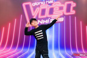Anh Tuấn, Minh Ngọc, Quốc Thái 'tiếp lửa' cho vòng tuyển sinh The Voice Kids 2019
