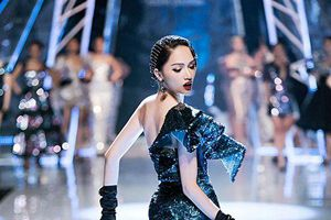 So kè những màn đá váy 'thần sầu' của Võ Hoàng Yến, Hương Giang, H'Hen Niê và Minh Tú