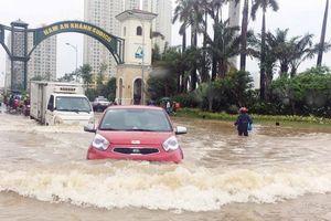 Hà Nội: Cập nhật thông tin điểm ngập úng mùa mưa bão qua điện thoại thông minh