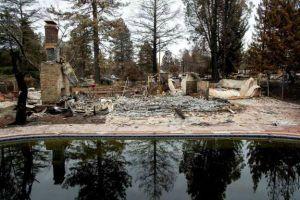 Mỹ phát hiện hóa chất gây ung thư trong nước uống sau vụ cháy rừng ở California