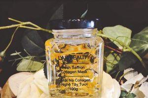 Công thức làm đẹp với Saffron (nhụy hoa nghệ tây) đang khiến các chị em phát cuồng