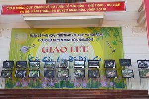 Quảng Bình : Đặc sắc lễ hội Chợ Rằm tháng Ba Minh Hóa