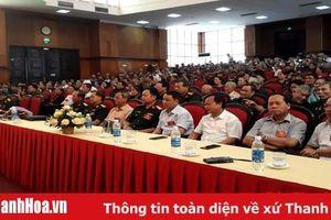 Kỷ niệm 25 năm thành lập Hội cựu chiến binh - chiến sỹ chiến đấu bảo vệ Thành cổ Quảng Trị