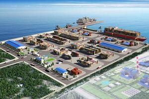 Cảng biển quốc tế Vĩnh Tân chính thức đi vào hoạt động