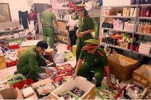 Hàng chục nghìn sản phẩm giả nhãn mỹ phẩm nổi tiếng tại Nghệ An bị phát hiện
