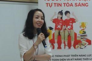 Mẹ 'thần đồng' Đỗ Nhật Nam chia sẻ bí quyết tạo cảm hứng học tập cho con