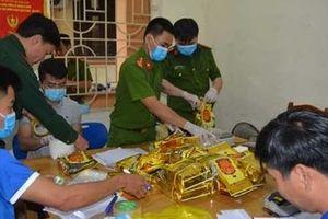 Truy nã quốc tế 3 đối tượng quốc tịch Đài Loan trong vụ 700kg ma túy đá