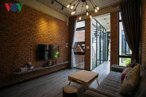 Không gian tuyệt đẹp trong ngôi nhà phố kiêm quán café
