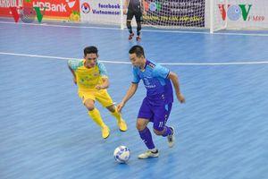 VCK giải futsal HDBank VĐQG 2019: 2 thái cực của 2 đội bóng Khánh Hòa
