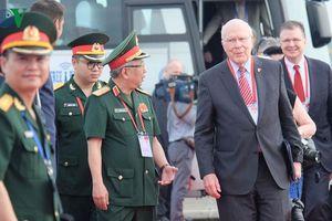 Hình ảnh: Việt Nam và Hoa Kỳ sẽ đồng xử lý dioxin sân bay Biên Hòa