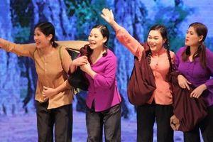 Vở diễn 'Hoa lửa Truông Bồn' sẽ đến với khán giả phương Nam