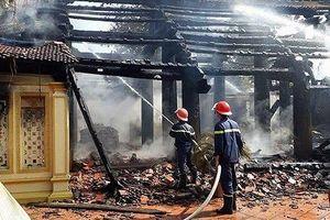 Cháy di tích - khi thiệt hại không thể tính bằng tiền