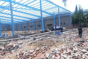 Vụ sập tường công trình đang thi công ở Vĩnh Long: Nạn nhân thứ 7 đã tử vong