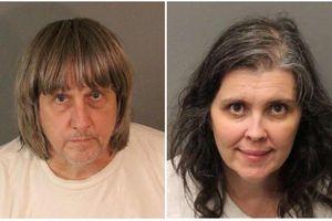 Giam cầm và tra tấn 12 người con, cặp đôi Mỹ nhận án tù chung thân