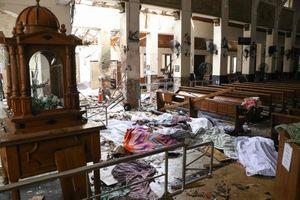 Đánh bom nhiều nhà thờ, khách sạn ở Sri Lanka, 207 người thiệt mạng
