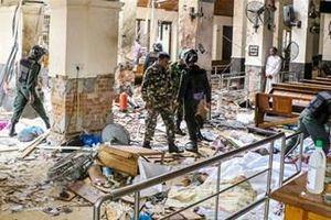 Gần 700 người thương vong trong loạt vụ tấn công tại Sri Lanka