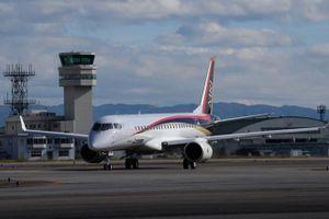 Máy bay Mitsubishi của Nhật Bản mới xuất xưởng 'đe dọa' Airbus, Boeing