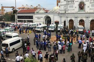 Nổ bom tại Sri Lanka: Lãnh đạo Ấn độ, Pakistan lên án thủ phạm