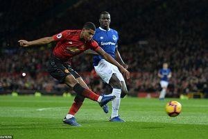 Everton - M.U: Cạm bẫy tại Goodison Park đang chờ 'Quỷ đỏ'