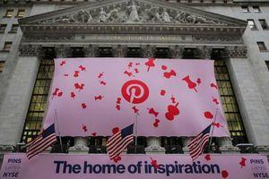 Pinterest lên sàn, là IPO 'hot' thứ nhì năm nay