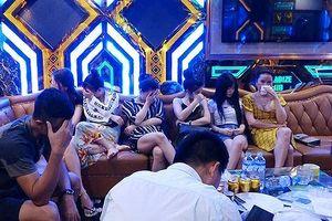 Quảng Bình: Triệt phá đường dây ma túy và mại dâm tại quán karaoke, khách sạn