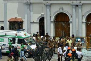 Tấn công hàng loạt dịp Lễ Phục sinh tại Sri Lanka, ít nhất 138 người thiệt mạng