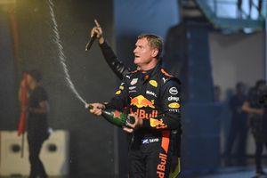 Siêu xe F1 lần đầu lăn bánh tại Hà Nội