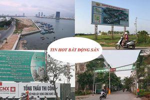 Dự án lấn sông Hàn xây biệt thự bị 'tuýt còi', làm rõ loạt đô thị hoang ở Hà Nội