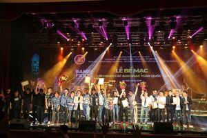 Mai Diệu Ly và ban nhạc Phương Đông thắng lớn tại LH các ban nhạc