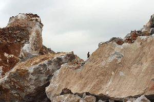 Đã tìm thấy thi thể công nhân bị vùi do đá lở tại Quảng Ninh