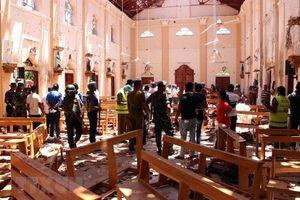 8 vụ nổ gây rúng động Sri Lanka