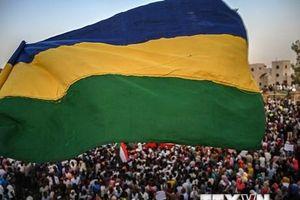 Tiếp tục đàm phán về chuyển giao quyền lực tại Sudan