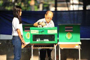 Thái Lan tổ chức bầu cử lại ở một số địa phương