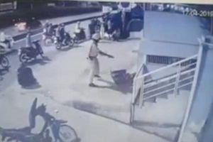 Xác định được CSGT trong video chĩa súng, đánh người vi phạm giao thông