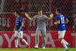 Đội bóng của Văn Lâm vẫn chưa thể đổi vận ở Thai League