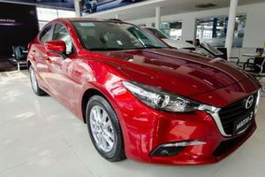 Mazda3 1.5 sedan thêm tùy chọn, giá tăng 18 triệu đồng